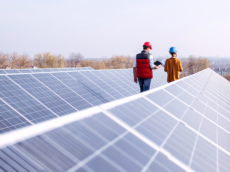 Ireland's Fledging Solar Sector Can Provide The Financial Wins Property Owners Need