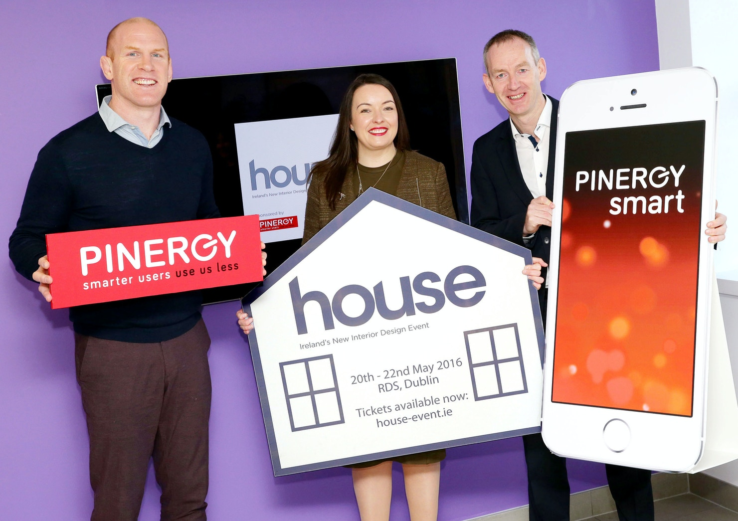 Pinergy announces sponsorship of House 2016