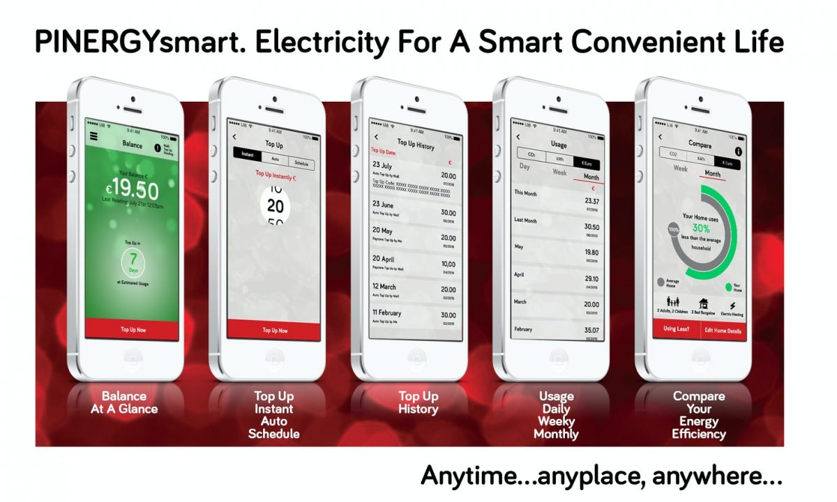 Pinergy Irelands smartest electricity provider