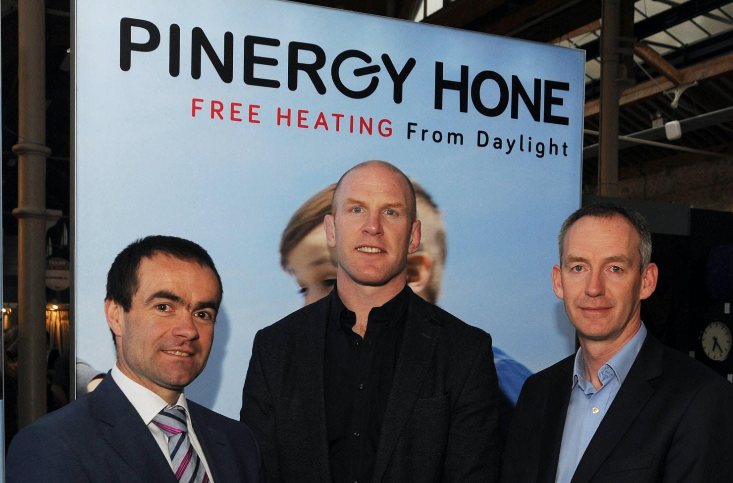 Pinergys partnership with HONE