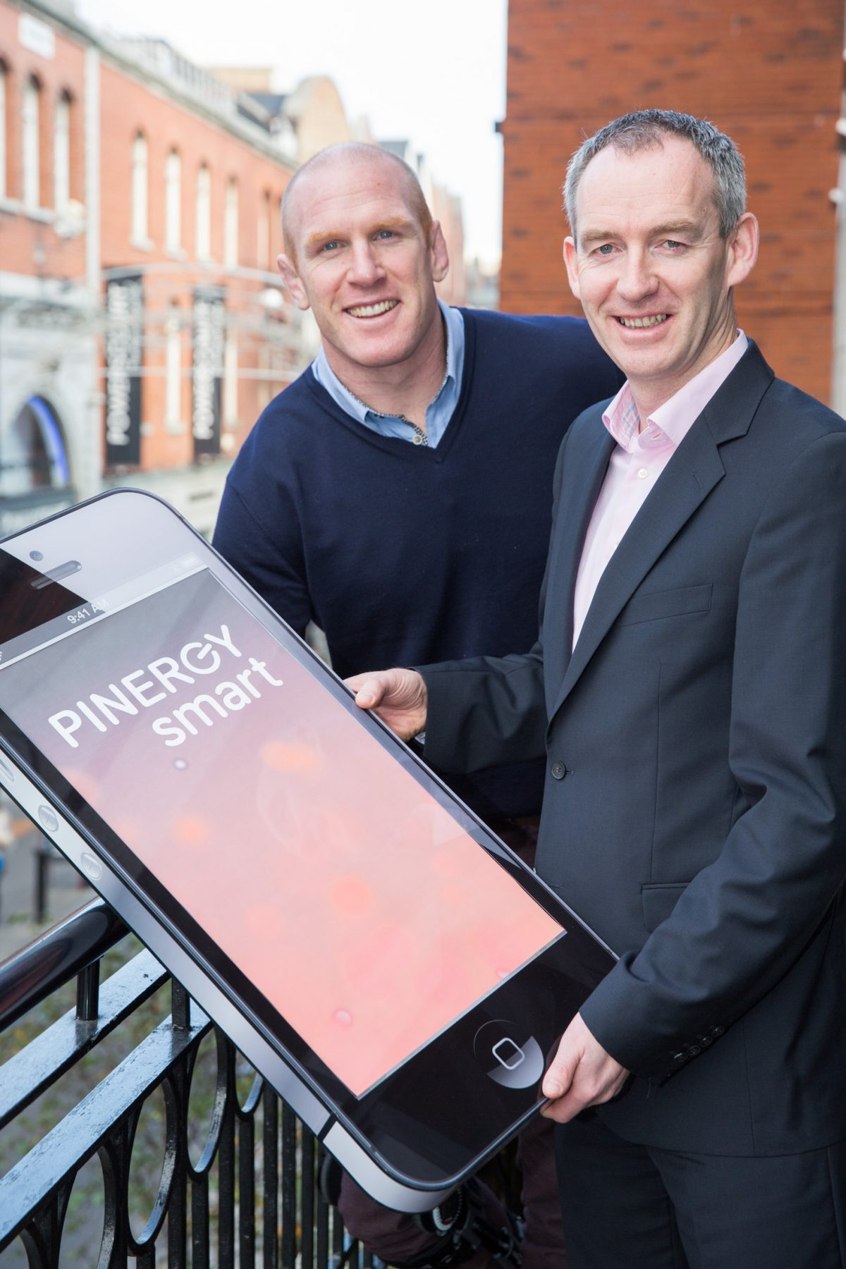 Pinergy launches Irelands first to market smart app