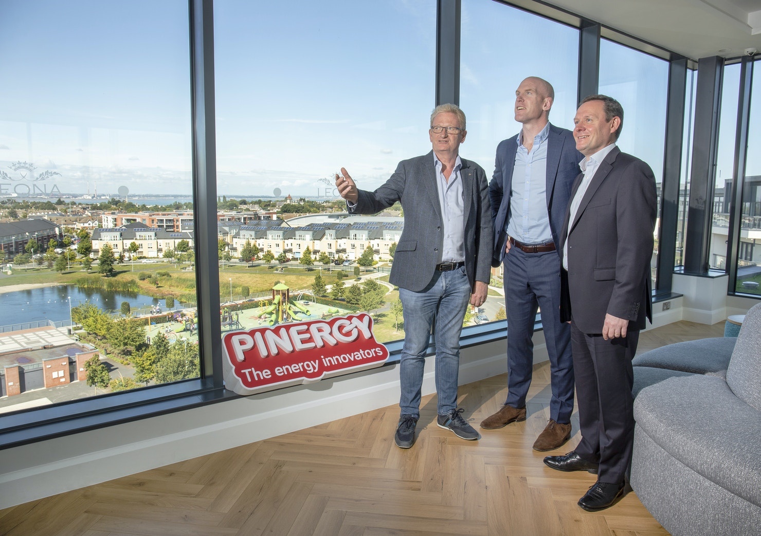 Cosgrave property group leading the way in prs market energised by Pinergy