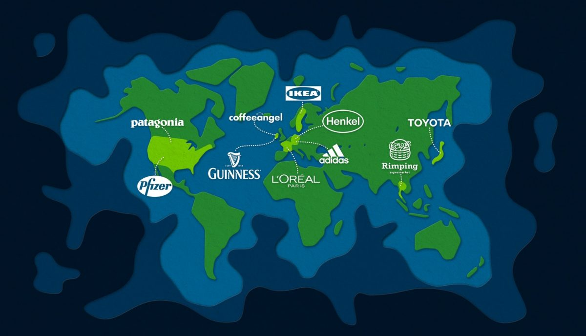 Global green initiatives – ten companies making a difference