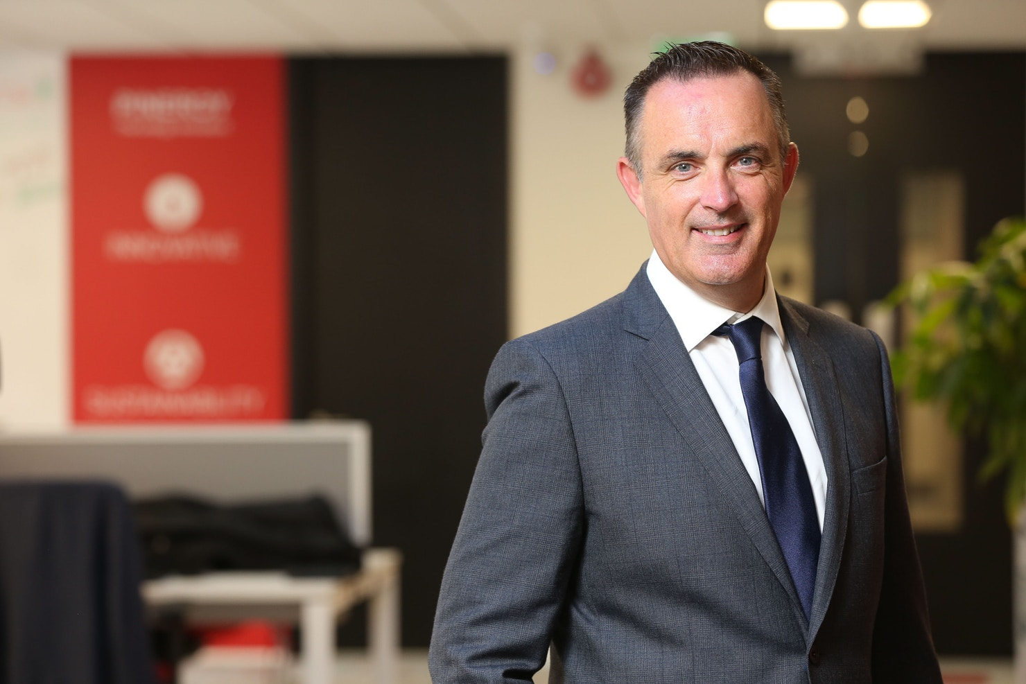 Pinergy appoints Damian Boylan as corporate sales manager for Munster