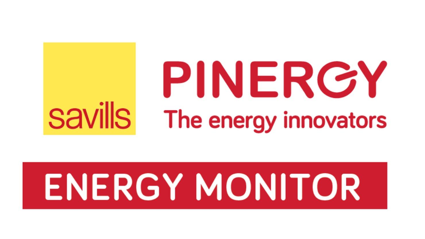 Savills Pinergy energy monitor