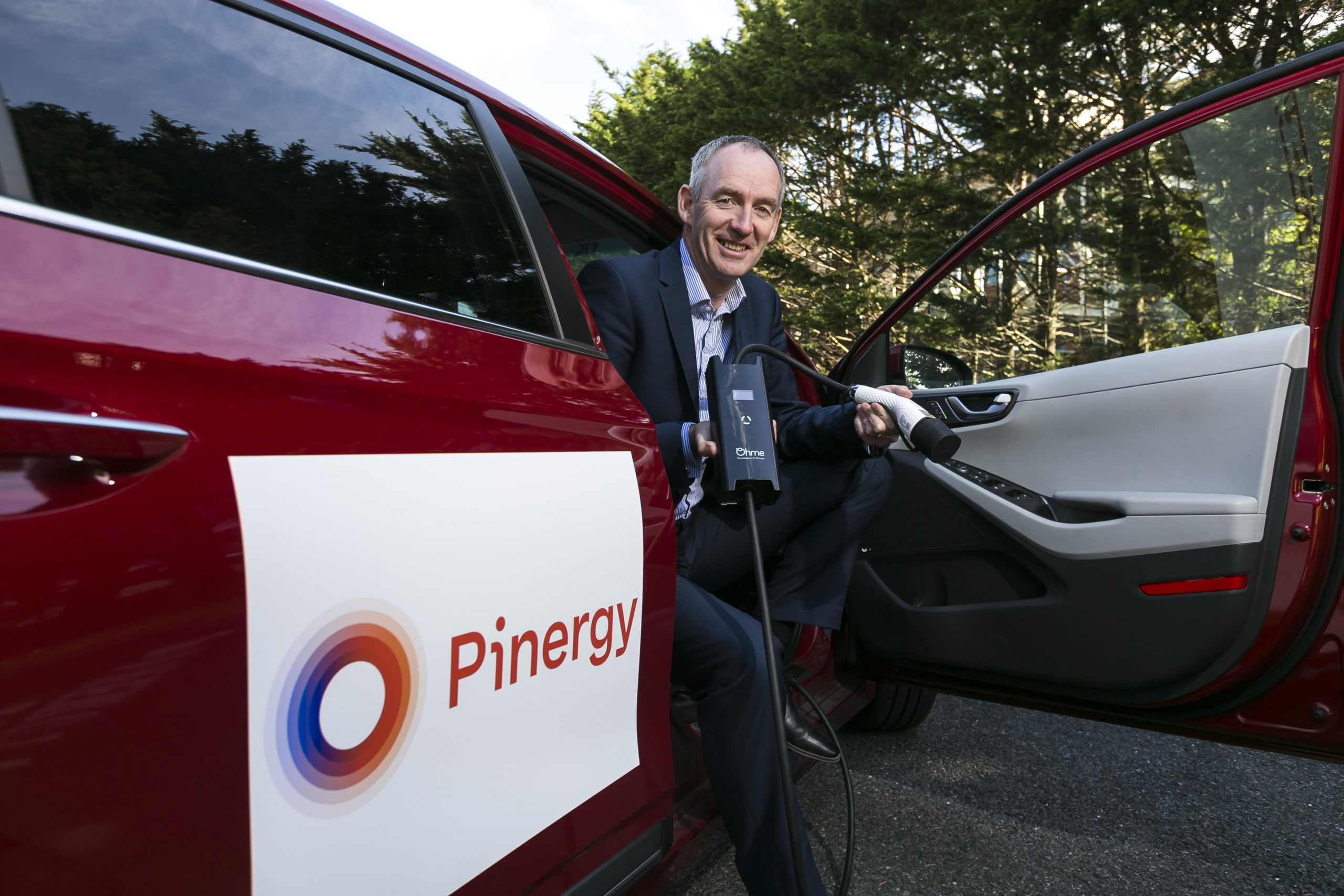 Pinergy partners with Ohme to launch latest EV charging technology into Ireland
