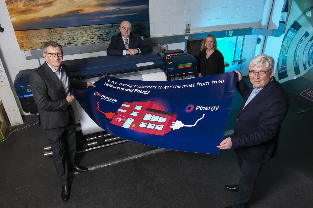 Pinergy partners with Synoptic to provide customers with smarter energy solutions