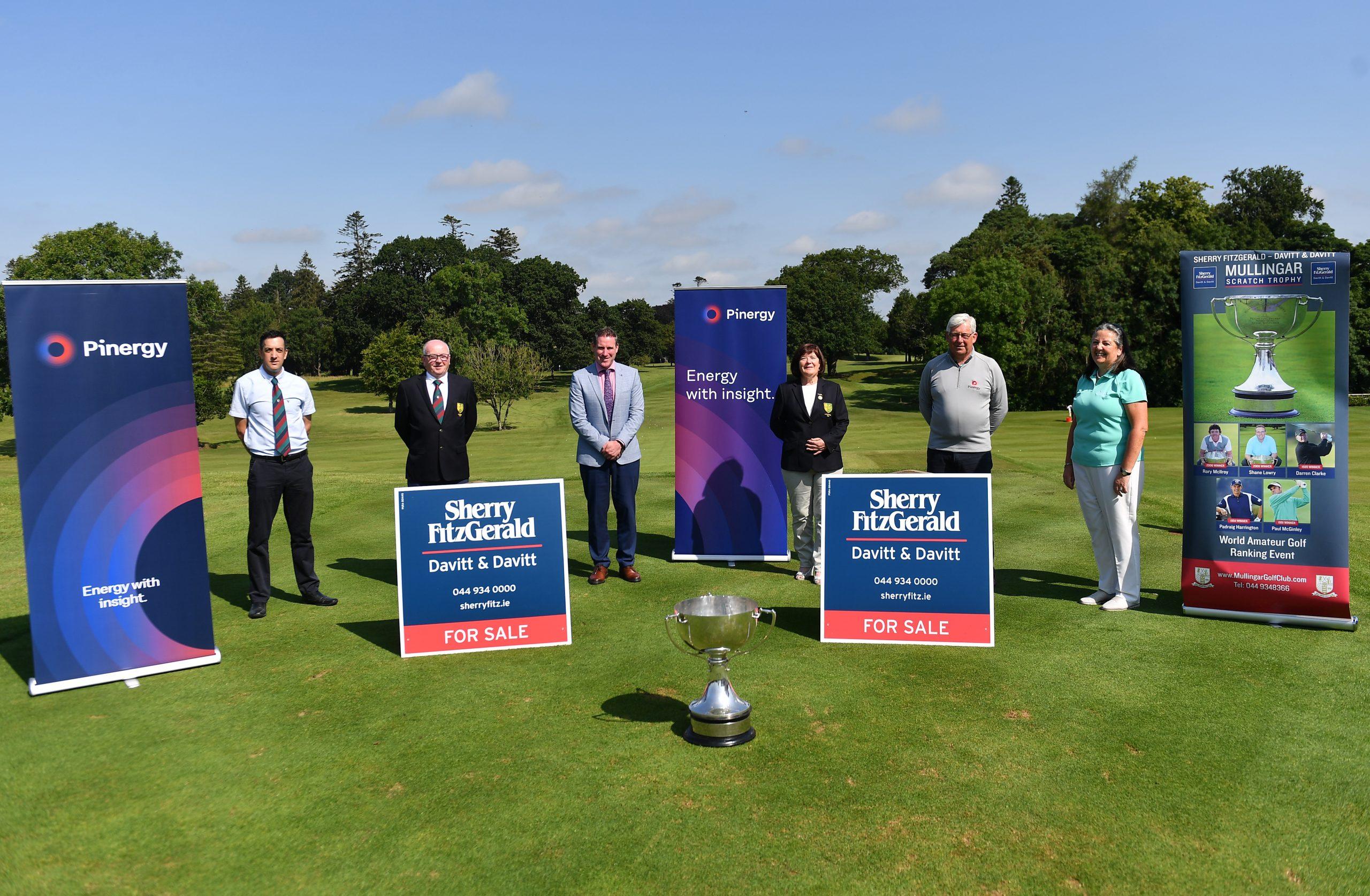 Pinergy proud to sponsor Mullingar Scratch Trophy